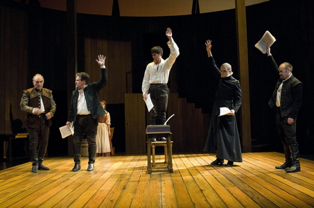 The Cast of Equivocation at the Oregon Shakespeare Festival