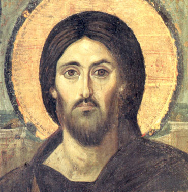 The Sinai Pantocrator (6th C.)