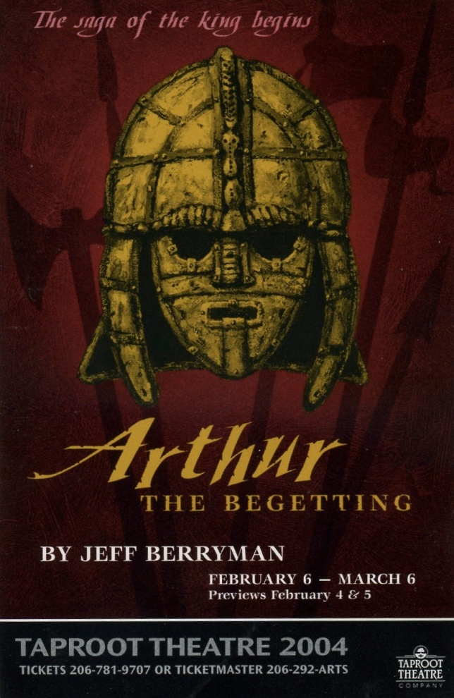 Arthur The Begetting