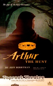 Arthur The Hunt