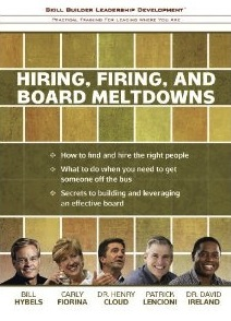 Hiring Firing and Board Meltdowns